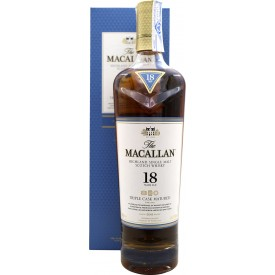 Whisky Macallan 18 Años...