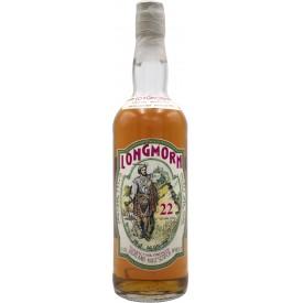 Whisky Longmorn 22 años 61%...
