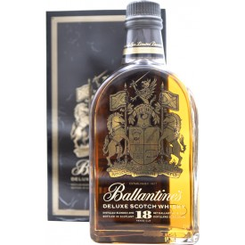 Whisky Ballantine's 18 Años...