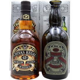 Whisky Chivas Regal 12 Años...