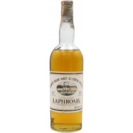 Whisky Laphroaig 15 Años...