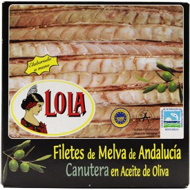 Filetes de Melva Lola 260gr