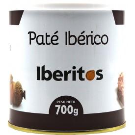 Paté Ibérico Iberitos 700gr