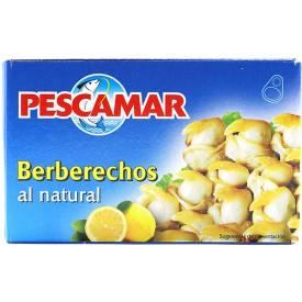Berberechos al Natural...