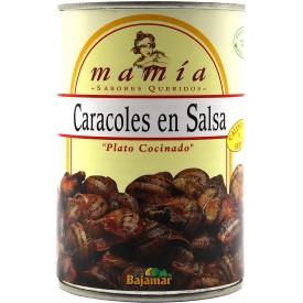 Caracoles en Salsa Mamía 400gr