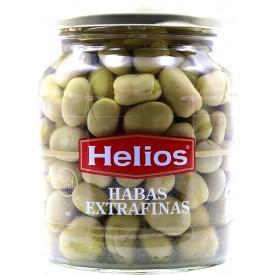 Habas Extrafinas Helios 340gr
