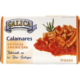 Calamares en Salsa...
