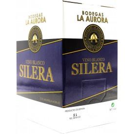 Vino Blanco Silera 14% 5Litros