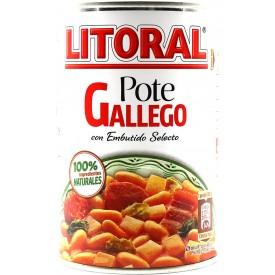 Pote Gallego con Embutido...