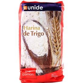 Harina de Trigo Unide 1Kg