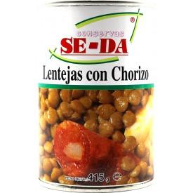 Lentejas con Chorizo Se-Da...