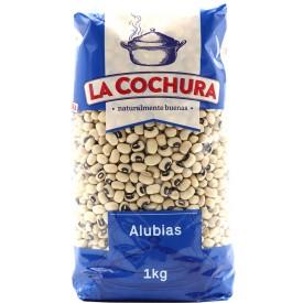 Alubias carillas La Cochura...