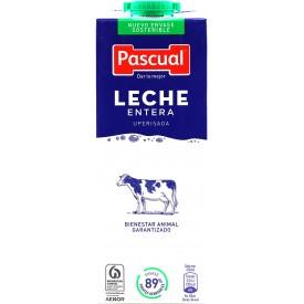 Leche Pascual Entera 1L