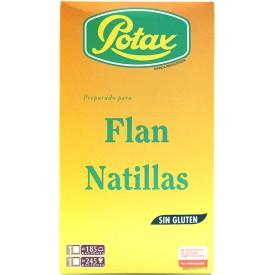 Flan Natillas Potax 1Kg.