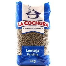 Lenteja Pardina La Cochura 1Kg