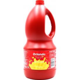 Salsa Ketchup Orlando 1,8Kg