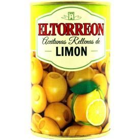 Aceitunas Rellenas de Limón...