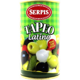 Tapeo Latino Serpis 350gr