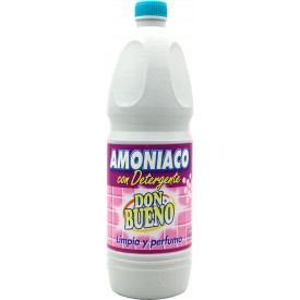 Amoniaco con Detergente Don...
