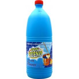 Lejía con Detergente Don...