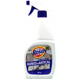 Limpiador Baños + Antical...