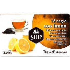 Té Negro Con Limón 25...