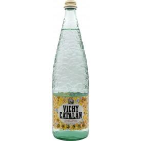 Agua Con Gas Vichy Catalan 1L