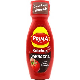 Kétchup Barbacoa Prima 325gr.