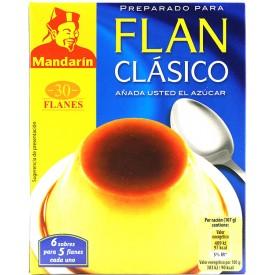 Preparado para Flan Clásico...