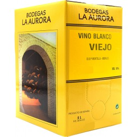 Vino Blanco Viejo 16% 5L