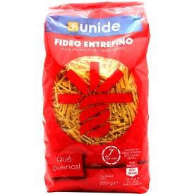 Fideo Entrefino Unide 500gr