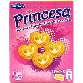 Galletas Princesa Artiach 4...