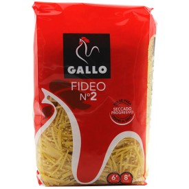 Fideo Entrefino Gallo Nº2 500g
