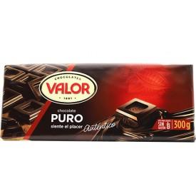 Chocolate Puro Valor 300g