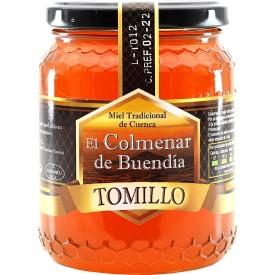 Miel Tomillo El Colmenar de...