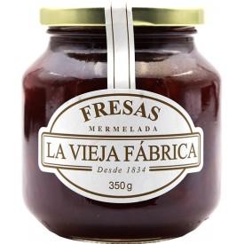 Mermelada Fresas La Vieja...