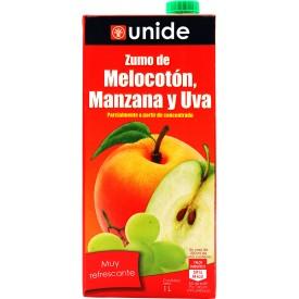 Zumo de Melocotón, Manzana...