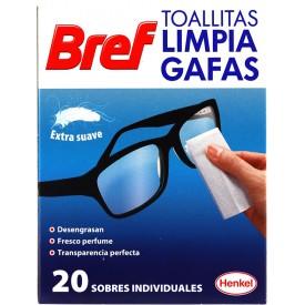 Toallitas Limpia Gafas 20...