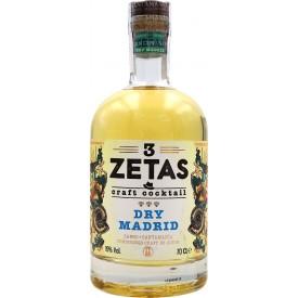 Cocktail 3 Zetas Dry Madrid...