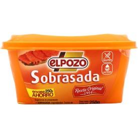 Sobrasada ElPozo 250gr