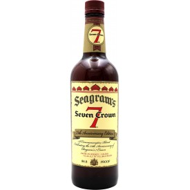 Whisky Seagram's 7 Crown...