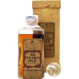 Whisky Justerini & Brooks...