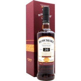 Whisky Bowmore 26 Años The...