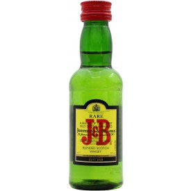 Whisky J&B 40% 5cl