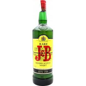Whisky J&B 40% 3Litros