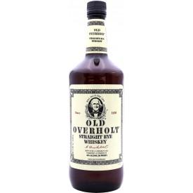Whiskey Old Overholt Rye...