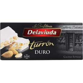 Turrón Duro Delaviuda 250gr