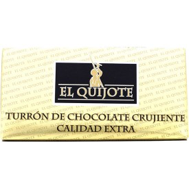 Turrón de Chocolate...