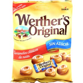 Caramelos Werther's...