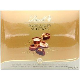 Bombones Lindt Swiss Luxury...